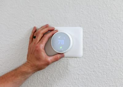 Live Smart at Crestwood Apartment Homes with Nest Thermostats